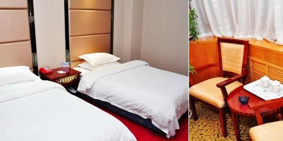 仅158元,原价358元西宁泰和宾馆豪华标准房1晚住宿!