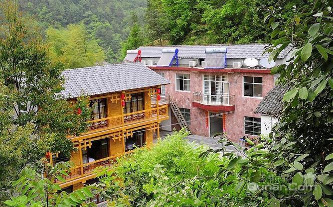 【国家森林公园景区】张家界木头屋客栈