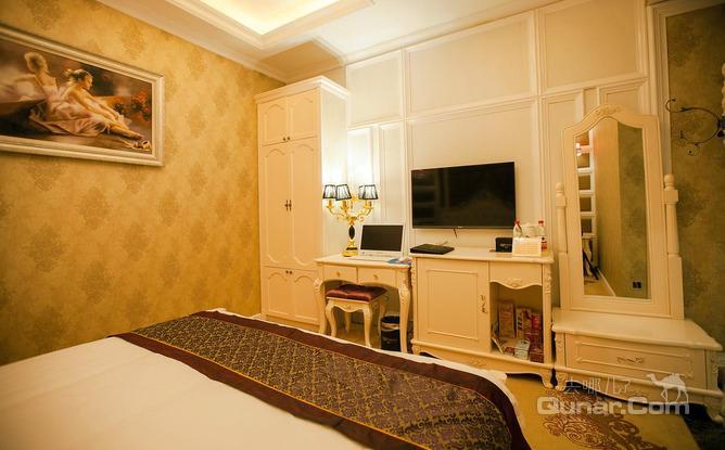 价值638元的湖北荆州金皇国际假日酒店欧式商务单间入住1晚,免费wifi