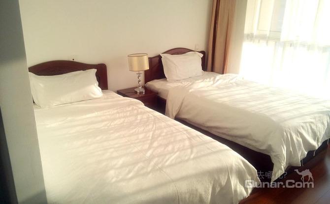【石老人风景区】青岛深蓝丽舍度假公寓