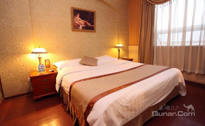 英巴斯比酒店是首家欧式建筑风格的主题酒店