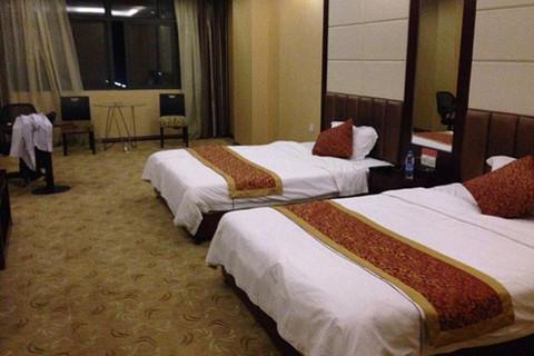 【西湖大道】汉川西湖国际大酒店