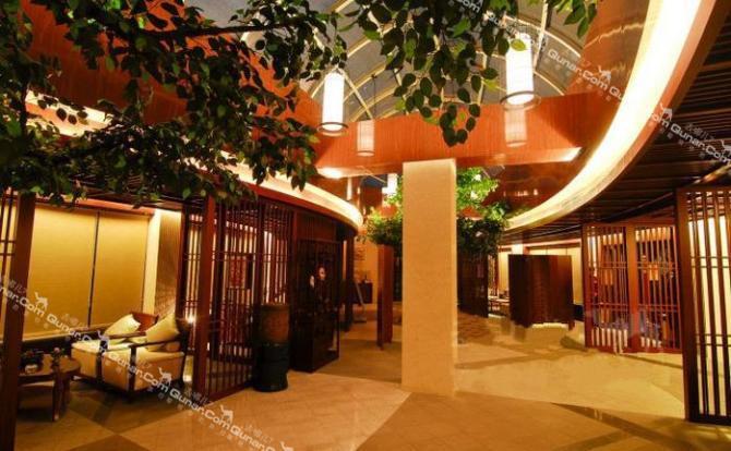 【浐河西岸】西安半坡湖酒店