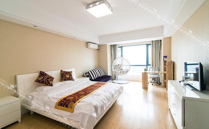 式公寓(城西银泰店)高端大气上档次的单身贵族公寓,豪华酒店式装修,是图片