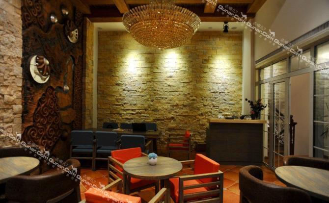 期酒店11号海边别墅