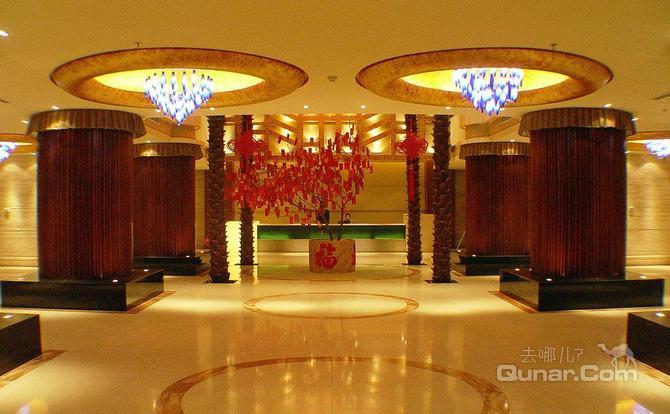 酒店按欧式古典造型设计