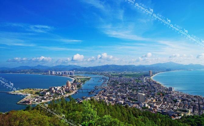 青岛城市阳台欢乐海湾