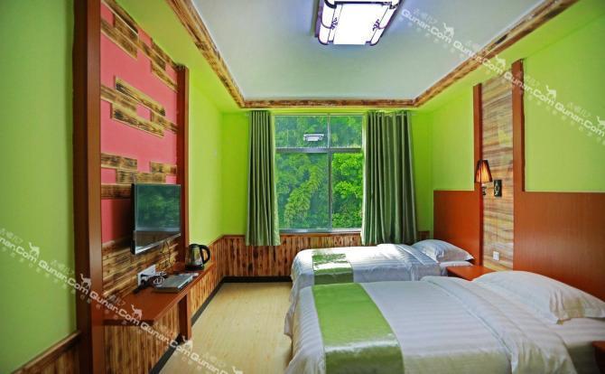 【国家森林公园景区】张家界迦拿特色客栈 -北京酒店