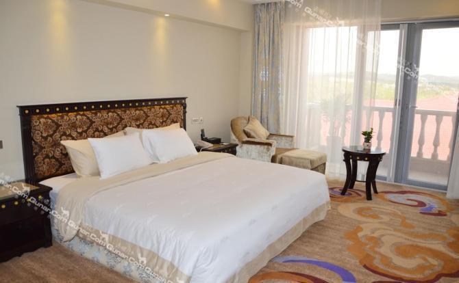 价值1800元的石林银瑞林国际大酒店套房入住1晚,免费wifi,免费早餐.图片