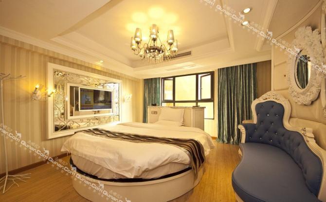 酒店客房主题丰富鲜明