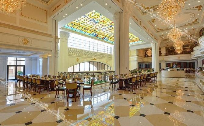 国色添香中餐厅以及金丽全日制西餐厅