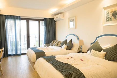 【海陵岛/闸坡】阳江诺盟寓上度假公寓.敏捷黄金海岸