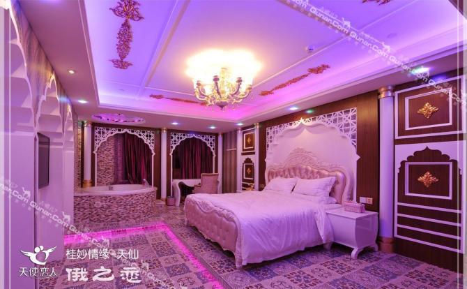 【南山商业文化区】深圳天使恋人主题酒店