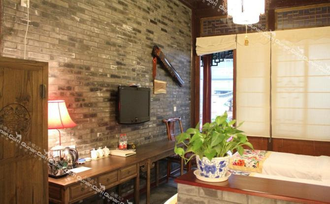 北京未名四合院酒店集住宿,餐饮,休闲娱乐,中医养生为一体,是一家图片
