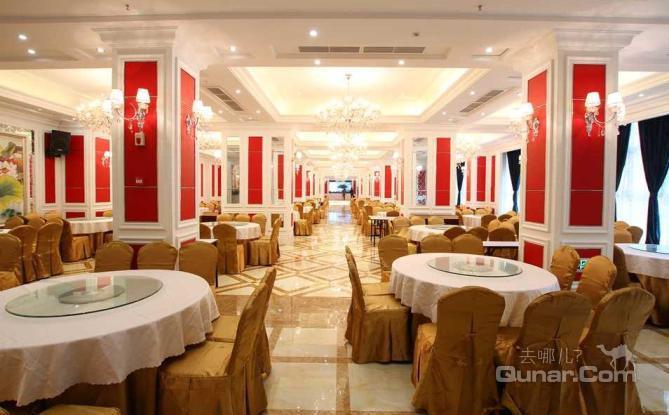欧式酒店餐饮大厅