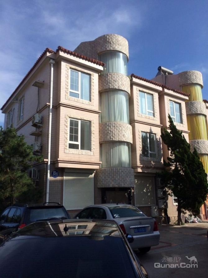 韩式两层别墅图片大全