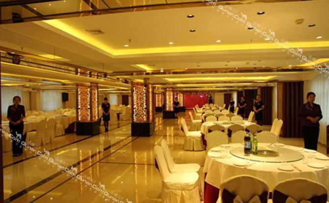 用餐酒店灯光设计方案