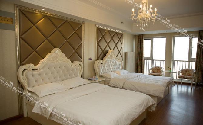 有特色创意的欧式房间图片