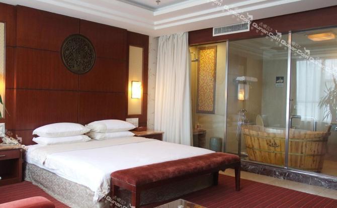 【双岗】合肥银瑞林国际大酒店图片