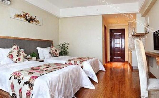 爱莱酒店公寓装修风格独特,有欧式风格,地中海风格,现代风格,配套家电