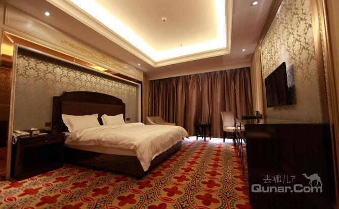 郑州泓嘉国际酒店采用简欧风格装修