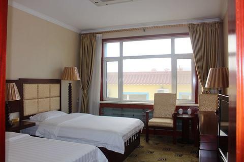 葫芦岛新世纪大酒店(龙港区)(别墅标间)