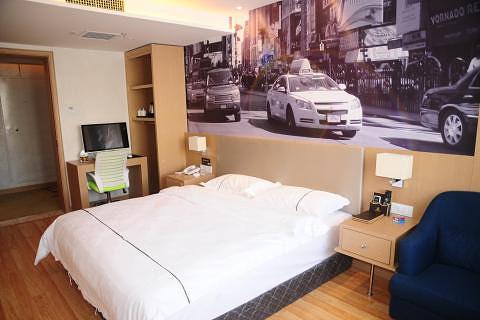 【青岛街】吉林鸿博假日酒店