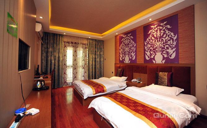 【告庄西双景】西双版纳景洪雨林深处客栈 -北京酒店图片
