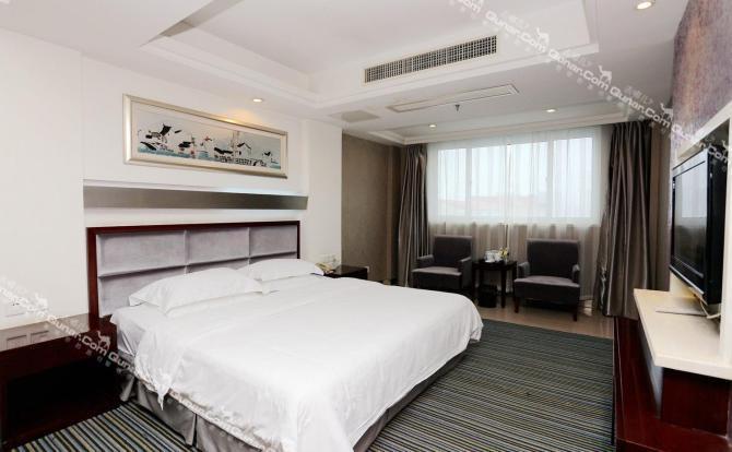 酒店以欧式风格为主体