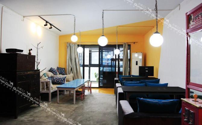 【江汉路商业区】武汉创意青年旅舍