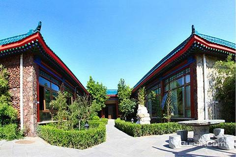 温泉度假区】北京益泉休闲会所(中式石苑私汤房/欧式