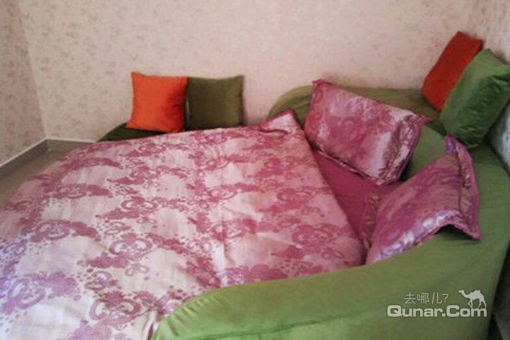 石家庄易城欧式主题酒店式公寓(欧式圆床房)