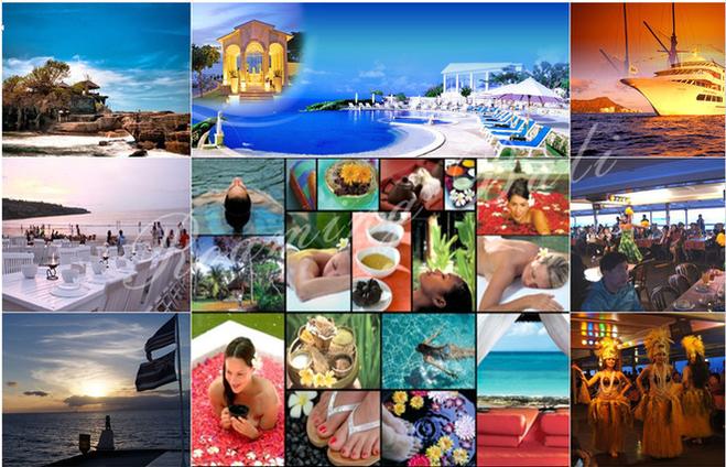 乌布皇宫,传统市场,海龟岛,库塔海滩尽情体验/情人涯下午茶/巴厘岛