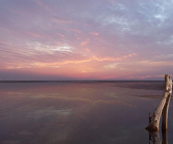 淡季旺季节日唐山月坨岛小木屋(e区)住宿一晚,陪您一起看日出