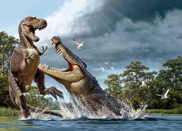 陆生动物的x档案之恐龙的前世今生 中国古动物馆