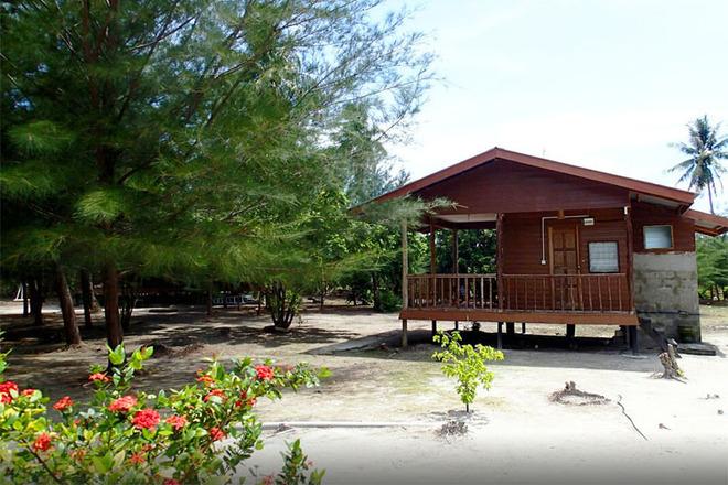 马来西亚沙巴美人鱼岛2天1夜(2日海岛游+1晚岛上度假屋住宿+蓝眼泪
