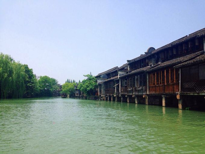 大连出发:【醉迷西塘】上海,杭州 乌镇西栅,西塘纯玩2