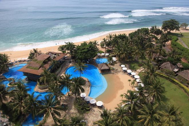 暑假亲子游>新加坡巴厘岛双飞7日游 【1】现代别墅 私人泳池 【2】
