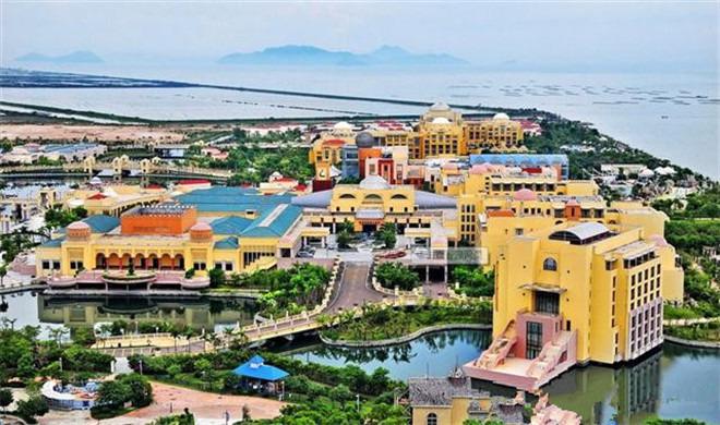 青岛最好的海水温泉+世界第二家帆船南山美爵度假酒店住宿 青岛市区出