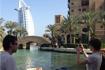迪拜个人一天游,包含哈利法塔门票