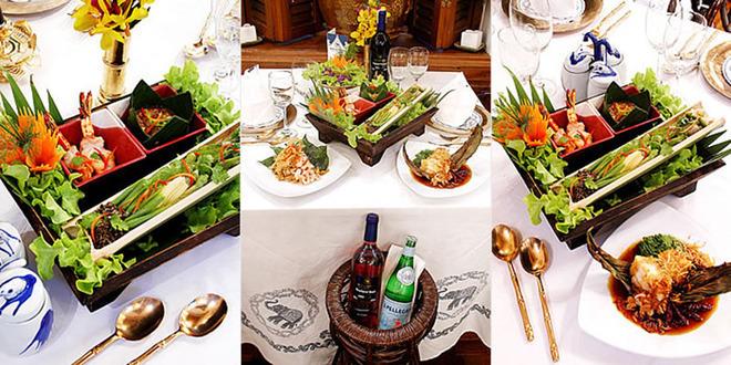 御厨泰式皇家火锅,金沙岛特色提篮海鲜餐