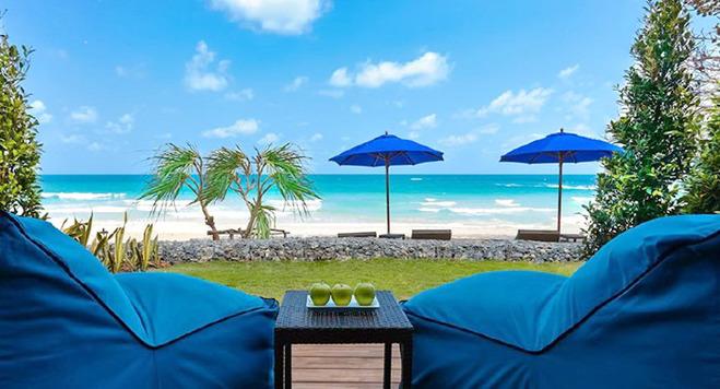 泰国苏梅岛国际五星喜来登度假酒店6天5晚豪华海景房