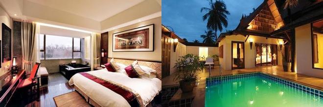泰美·泰国普吉岛发现之旅品质团 升级2晚五星酒店+3晚普吉市区特色