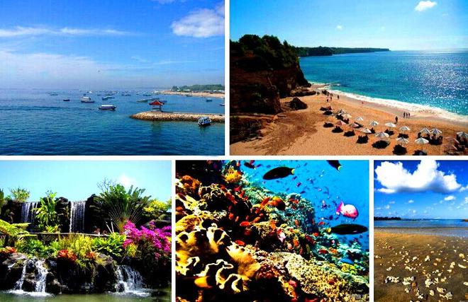 3-6月直飞至爱巴厘岛4晚6天,白沙湾海滩畅泳 全海景