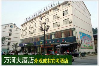 金玉酒店、银源山庄酒店、天恒大酒店、万河酒店、胜利石油酒店、