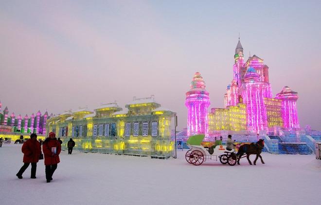 2015攻略哈尔滨年到大世界旅行-沈阳尚品旅旅游青蛙冰雪ios图片