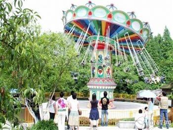 杭州动物奇幻乐园