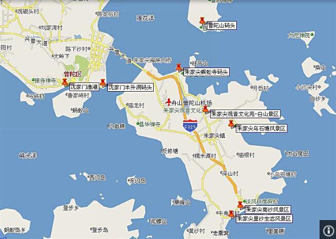 广州手绘地图 电子版