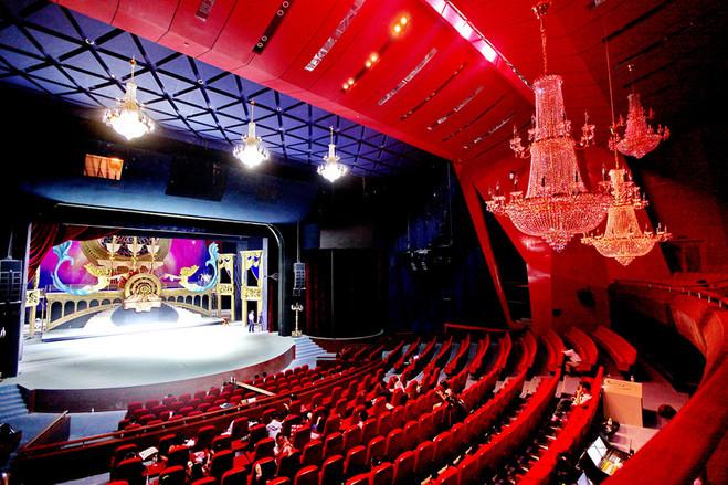 青岛海泉湾度假区海洋温泉+青岛海泉湾天创大剧院+青岛海泉湾维景国际