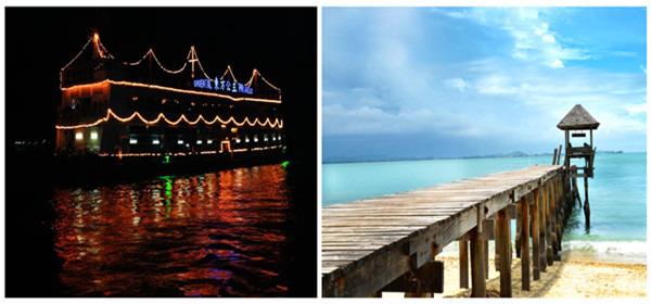 上海出发 7天6晚 泰国曼谷芭堤雅沙美岛炫动之旅 澳门